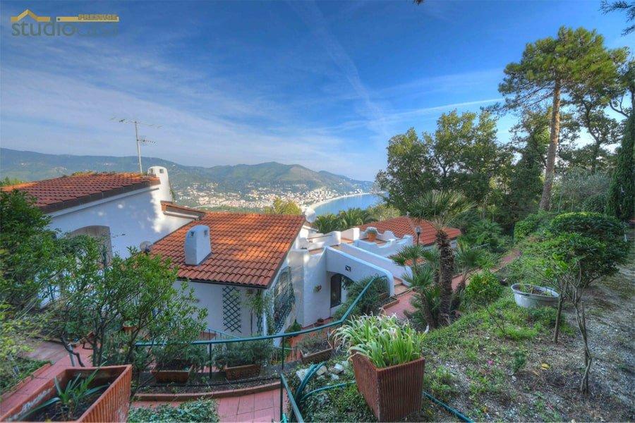 Villa in collina